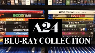 Entire A24 Blu-ray Collection!! Video