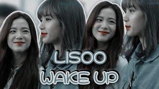 Lisa & Jisoo (LISOO) - Wake Up // FMV First song: https://www.youtu...