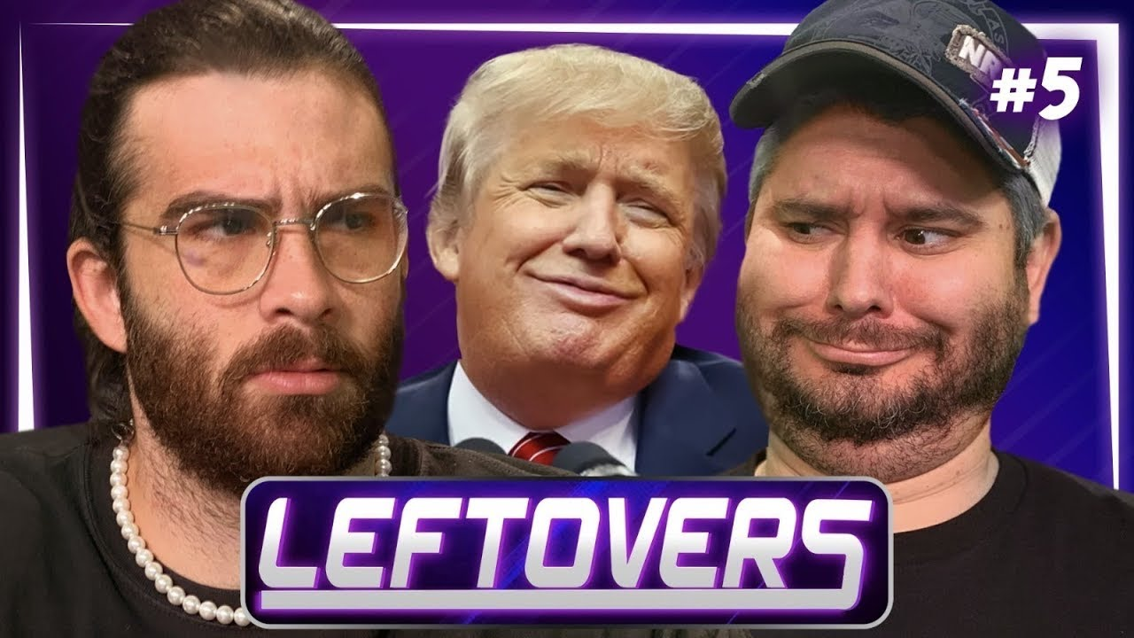 Trump's New Social Media Platform Is Already A Disaster - Leftovers #5