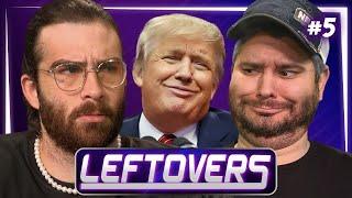 Trumps Social Media Platform Hacked On First Day - Leftovers #5