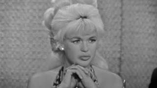 What's My Line? - Jayne Mansfield; Martin Gabel [panel] (May 24, 1964)