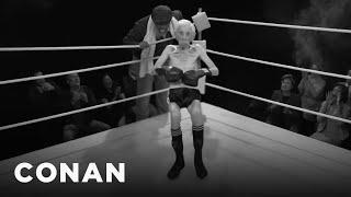 "A Sneak Peek At Martin Scorsese's 2029 Film ""The Fighting Man"" | CONAN on TBS"