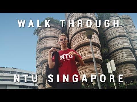 NTU Singapore Walk