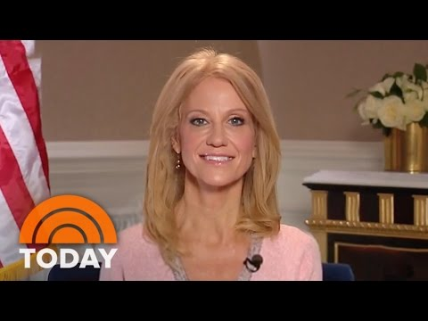 Kellyanne Conway: Donald Trump Showcases Accomplishments; Hillary Clinton Sees Adele   TODAY