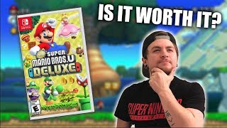 New Super Mario Bros U Deluxe Switch Review – IS IT WORTH IT?