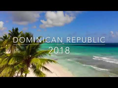Dominican Republic 2018 footage - DJI Mavic Air & iPhone X