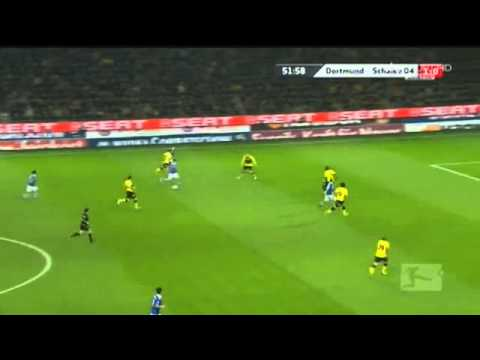 Borussia Dortmund vs Schalke 04, 2 0 Highlights & Goals 26 11 2011 Vidéos de 26