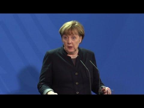 Vigilance needed over fake news, says Merkel