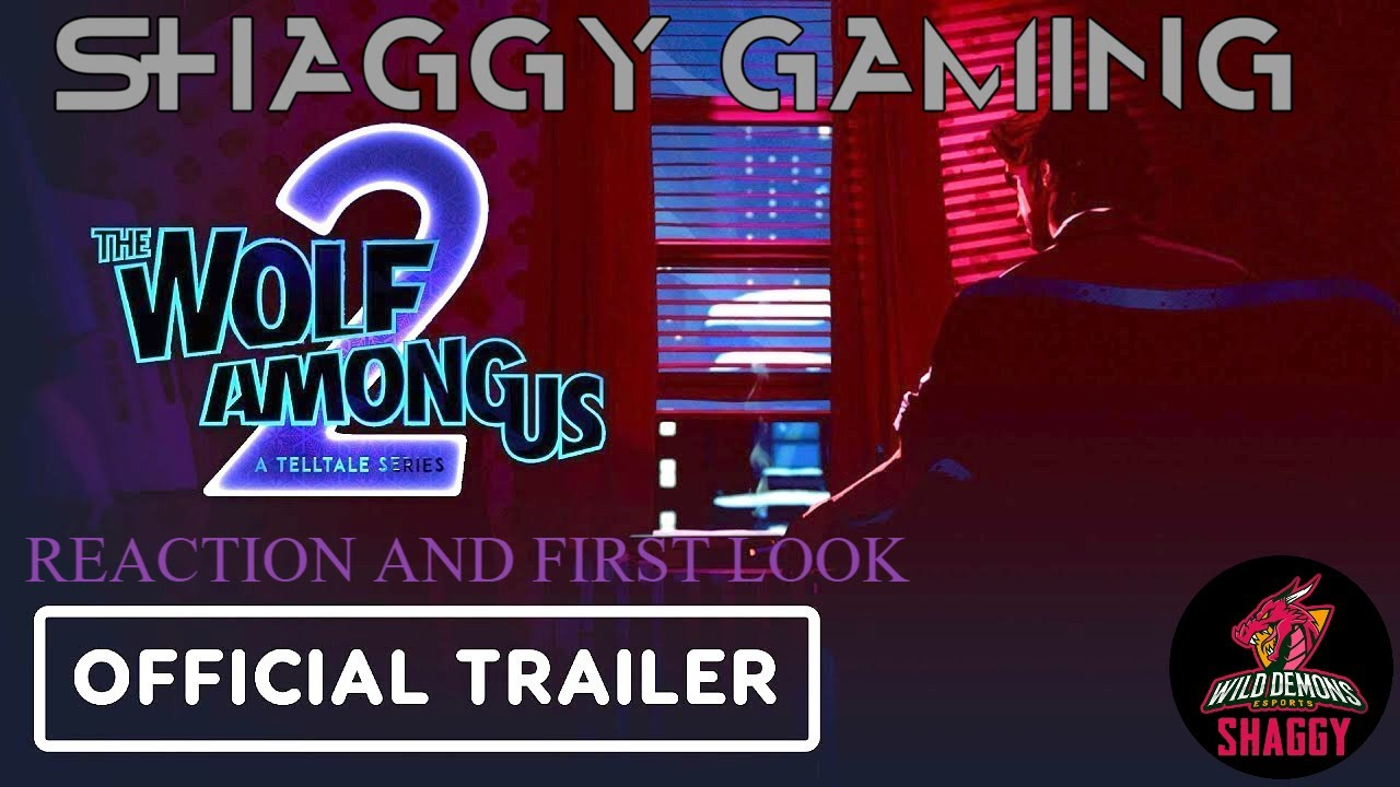 The Wolf Among Us 2 Official Trailer and Release Date ...