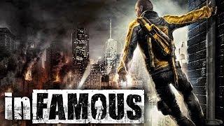 InFamous All Cutscenes Movie (Game Movie) - Good Karma Version