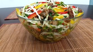 Вкусный и Простой Салат на Новый Год,Обязательно Попробуйте Этот Рецепт!