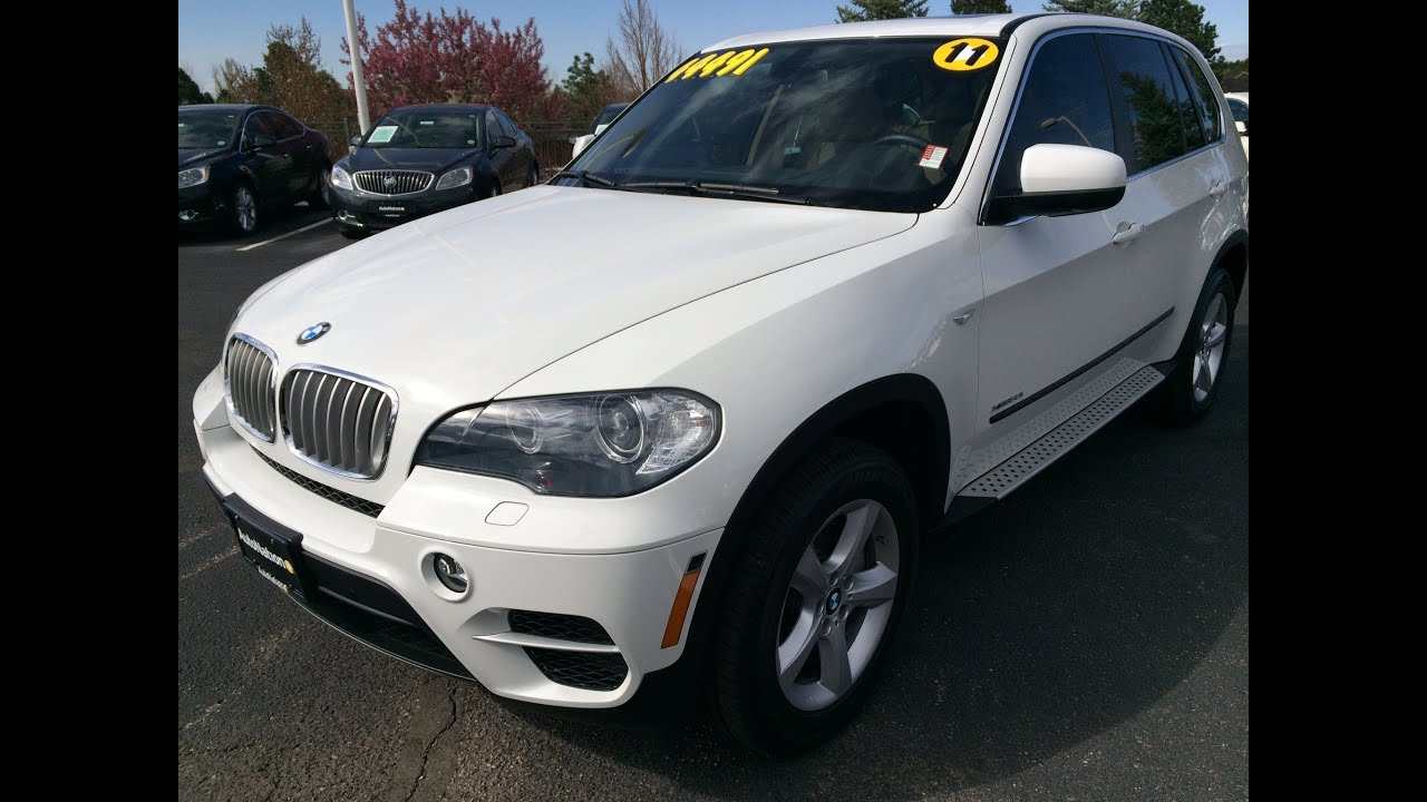 2011 Bmw X5 Xdrive50i Start Up In Depth Tour And Review