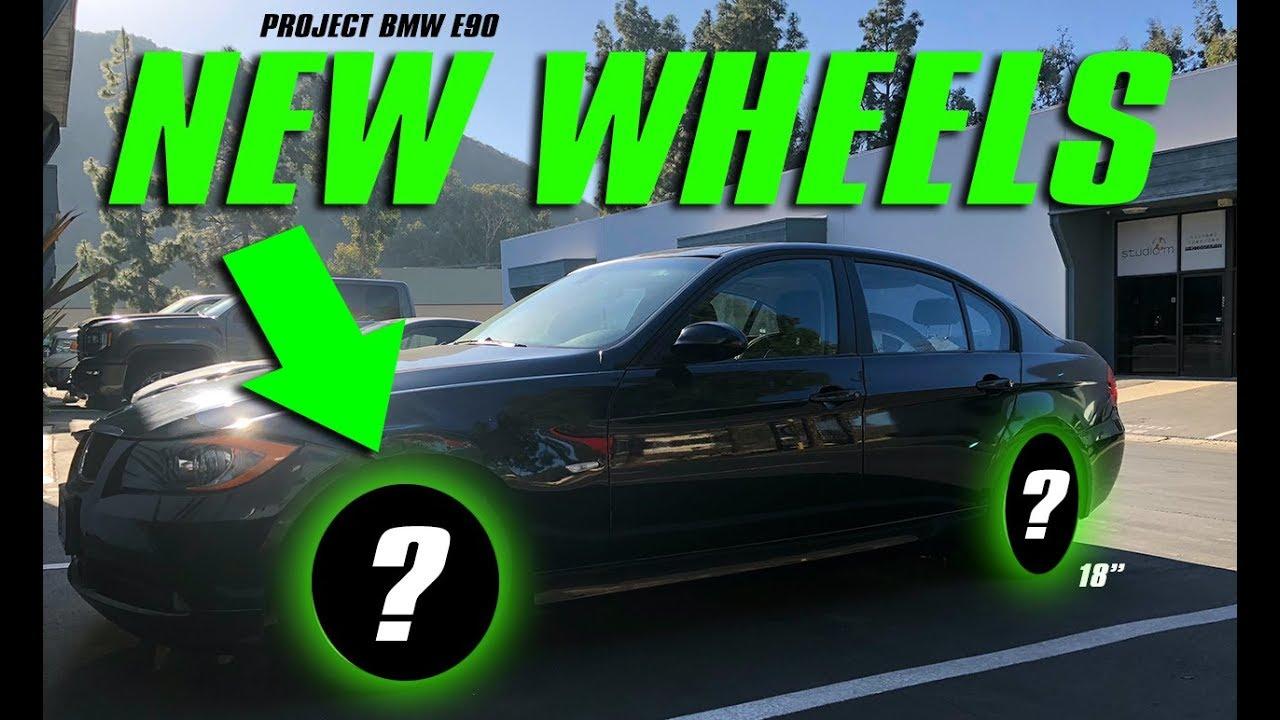bmw e90 gets new