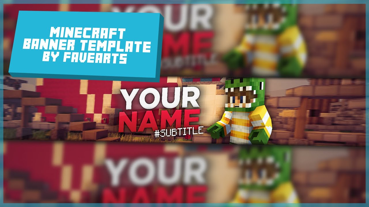 minecraft banner template free tutorial favearts youtube. Black Bedroom Furniture Sets. Home Design Ideas