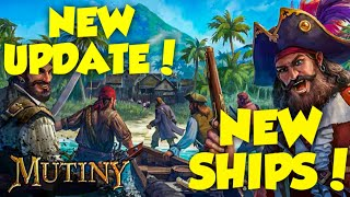 Update 1.5.0! New Ships in Mutiny Pirate Survival RPG (Ep 32)