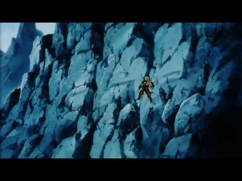 Goku kills Broly [remasterd HD]
