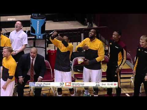 Winthrop Basketball: Lord Knows