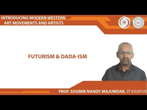 Lecture-8: Futurism & Dada-ism