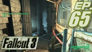Fallout 3 GOTY Gameplay, Part 65: Escape from the Jefferson Memorial! (in 1080p HD)