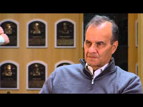 Joe Torre Full Interview - 2014 Baseball Hall of Fame Inductees ...