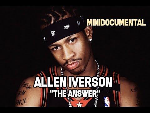 """Allen Iverson - """"Su Historia NBA"""" - Mini Documental"""