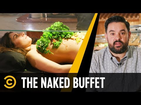 The First Naked Buffet - Mini-Mocks
