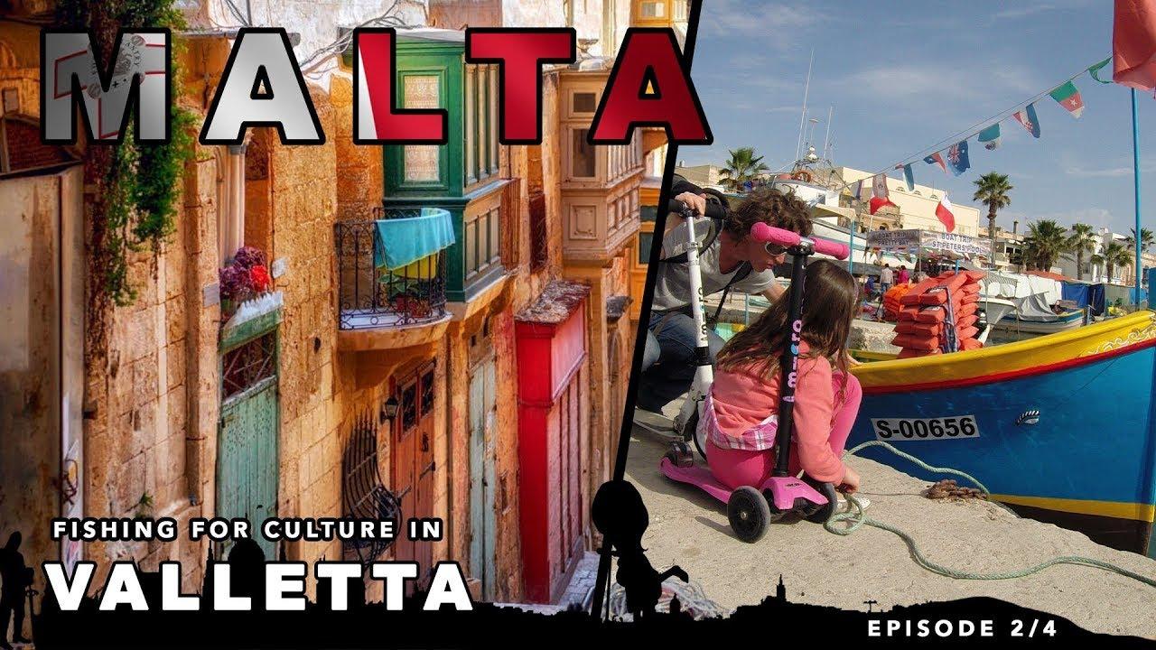 Discovering Valletta Malta European Capital Of Culture