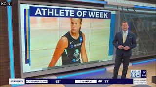 Athlete Of The Week | Sabrina Ionescu