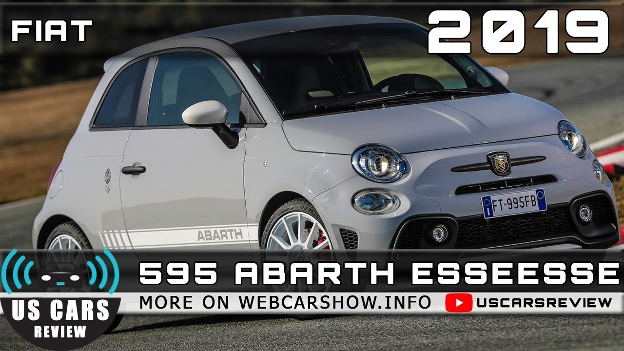 2019 Fiat 595 Abarth Esseesse Review Release Date Specs Prices