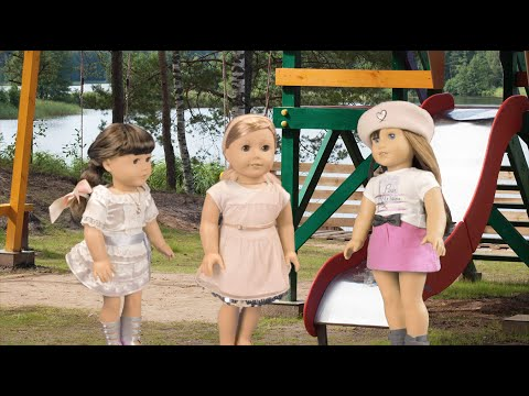 American Girl - Grace Thomas Meets Isabelle And Samantha