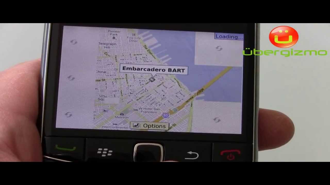 Blackberry bold 9700 google maps app over wifi youtube blackberry bold 9700 google maps app over wifi gumiabroncs Images