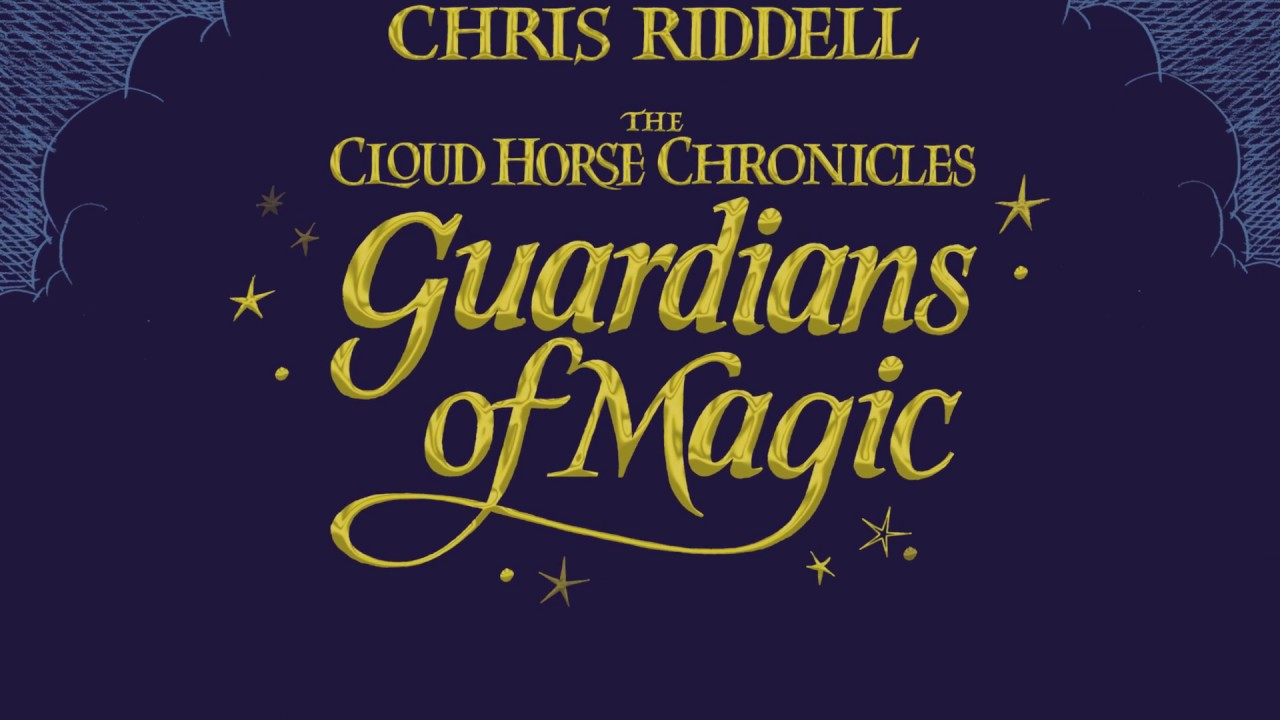 Guardians of Magic by Chris Riddell Book Trailer