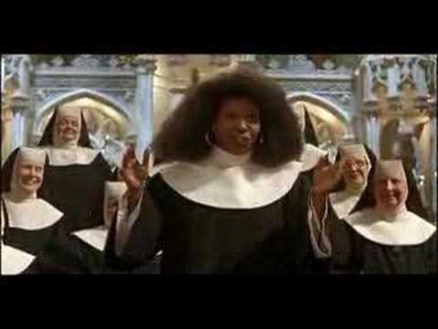 Mix - Sister Act- I Will Follow Him