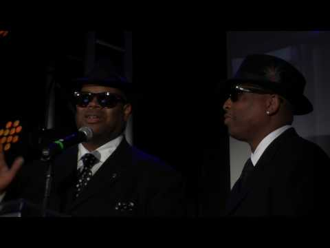 Jimmy Jam and Terry Lewis Roland Lifetime Achievement Award NAMM 2016 | MikesGig