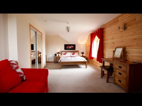 Greentraveller Video of Crai Valley Eco Lodges, Mid Wales