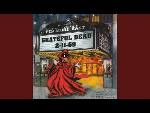 St. Stephen [Live at Fillmore East, February 11, 1969]