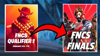 How To QUALIFY For FNCS FINALS! (Season 5 FNCS Explained!)
