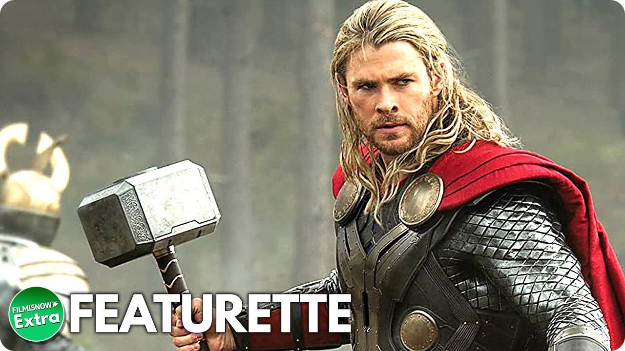 THOR (2011)   Thor's Hammer Featurette
