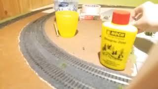 Bau meiner Modelleisenbahn Teil #1