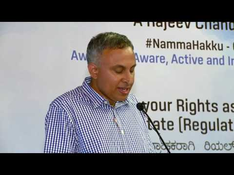 #NammaHakku Citizen's Rights Series: Real Estate Regulation Act (June 18, 2016)