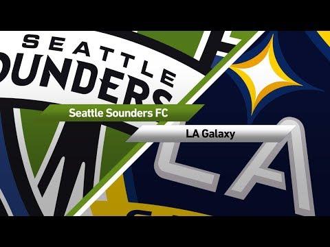 Highlights: Seattle Sounders vs. LA Galaxy | September 10, 2017