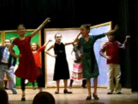 Birch Meadow Elementary School's Merengue All-Stars