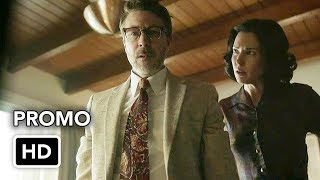 Project Blue Book 1x05 Promo Foo Fighters (HD) UFO drama series