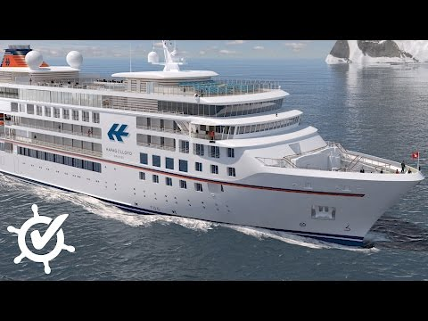 Neue Schiffe für Hapag-Lloyd Cruises, MSC for me und andere ITB-News (Vlog)