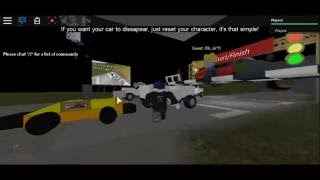 a race day in roblox.cristopher the nene