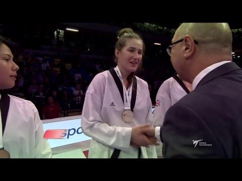 London 2017 World Taekwondo Grand Prix Day 2 - Semi-Finals & Finals