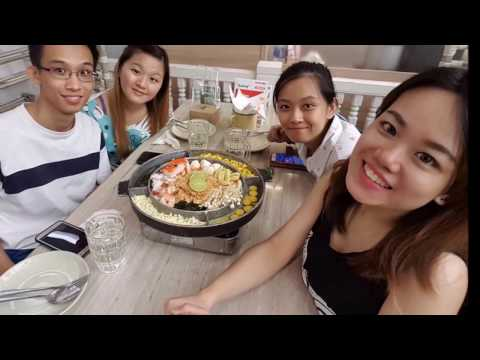 BANGKOK VLOG 2016| Cafes to foods to massage!