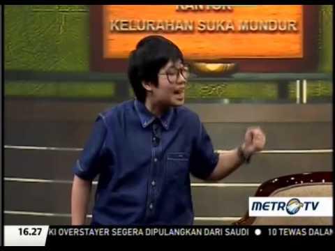 Alonki, Ada Fulus Jalan Mulus @Stand Up Comedy Show 18/01/15