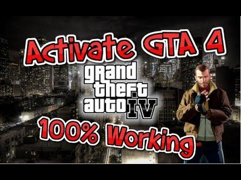 gta 4 manual activation unlock code and serial generator