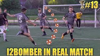 I2BOMBER IN REAL MATCH - Rischiamo il SECONDO posto in CLASSIFICA